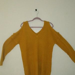 Ambiance apparel knitted sweater size large